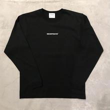 D18022《Mini Logo L Tshirt》 C/# BLACK