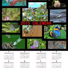ドクターT作製2015年カレンダー