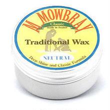 【M.Mowbray】トラディショナルワックス/ツヤ出しワックス