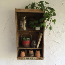 WOODEN   DISPLAY  SHELF