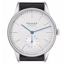 【2017新作】【正規品・オーバーホール割引】NOMOS GLASHUTTE At Workシリーズ オリオン ネオマティック 39 ホワイト OR130013W239