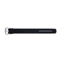 DIETRICH LACE-THROUGH STRAP (レーススルーストラップ)ストレートレザーストラップ ブラック D968C00124241SS