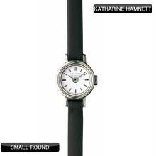 【数量限定】【非売品ブックレット プレゼント】キャサリン ハムネット スモール ラウンド ホワイト