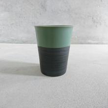 黒千段  フリーカップ   グリーン