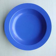 20㎝リム皿 ブルー