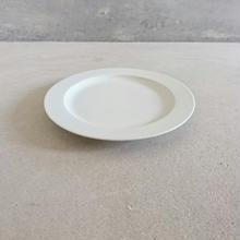 15㎝リム皿   ホワイト