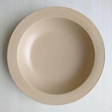 20㎝リム皿  マロン