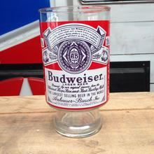 Budweiser グラス