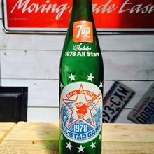 7up vintage bottle