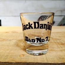 JACK DANIEL SHOTグラス