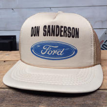 FORD OLD CAP