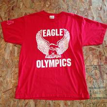USED TEE EAGLE OLYMPICS