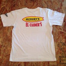 HUNGRYS × ELCAIDERS T-SHIRT