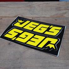 JEG,S sticker