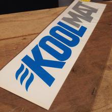 KOOLMAT sticker