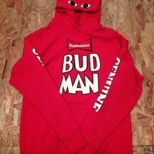 Budweiser BUD MAN パーカー