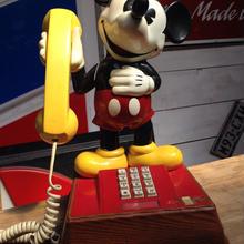 MICKEY Vintage Telephone