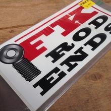 FK ROD ENDS sticker