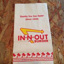 IN-N-OUT 紙袋