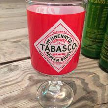 TABASCO GLASS
