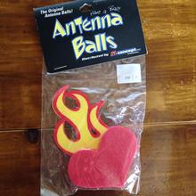 Antenna balls