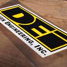 DEI sticker