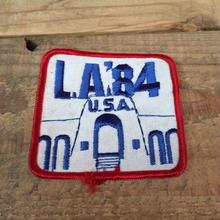 LA84 ヴィンテージワッペン