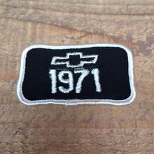 CHEVY1971 ヴィンテージワッペン
