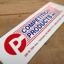 C.P sticker
