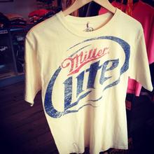 Miller Lite Tシャツ