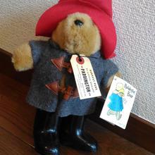 パディントンの人形 H26㎝