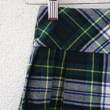 スコットランド製 キルトスカート 3-4歳