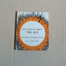 LET'S FIND OUT ABOUT THE SUN