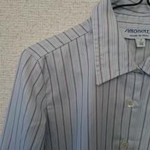 simonetta リボン付きのシャツ 7歳