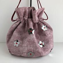 花咲くいろはきんちゃくポーチバッグB-6