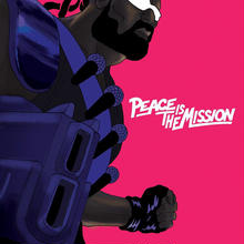 新品レコードMajor Lazerメジャー・レイザー/Peace Is The Missionピース・イズ・ザ・ミッション