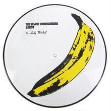 レコードThe Velvet Underground & Nicoヴェルヴェット・アンダーグラウンド ピクチャーディスク