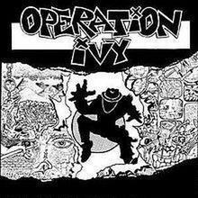 新品レコード オペレーション・アイヴィー Operation Ivy Energy アナログLP 輸入盤