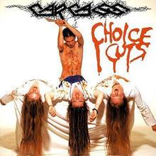 新品レコード カーカス Carcass チョイス・カッツ Choice Cuts アナログLP輸入盤