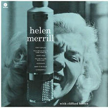 ヘレン・メリルHelen Merrill Featuring Clifford Brown ‎– Helen Merrill アナログLPレコード輸入盤