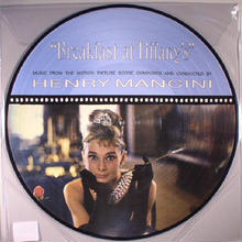 ヘンリー・マンシーニHenry Mancini – ティファニーで朝食をBreakfast At Tiffany's  サウンドトラック アナログLP ピクチャー レコード輸入盤