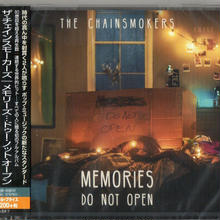 Memories...Do Not Open / The Chainsmokers (ザ・チェインスモーカーズ)日本盤CD
