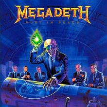 新品レコード メガデス Megadeth – Rust In Peace アナログLPレコード輸入盤