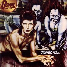 新品レコード David Bowie デヴィッド・ボウイ  / Diamond Dogs ダイアモンドの犬 アナログLP 輸入盤