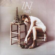 新品レコードZaz Paris ザーズ 私のパリ アナログLP輸入盤
