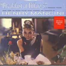 ヘンリー・マンシーニHenry Mancini – ティファニーで朝食をBreakfast At Tiffany's  サウンドトラック アナログLPレコード輸入盤