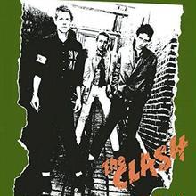 新品レコード The Clash ザ・クラッシュ 白い暴動 輸入盤LP