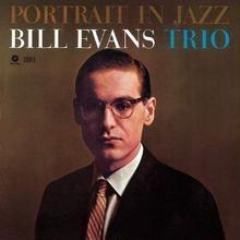 ビル・エヴァンスBill Evans Trio – Portrait In Jazz ポートレイト・イン・ジャズ アナログLPレコード輸入盤