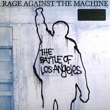 新品LPレコードRage Against The Machine レイジ・アゲインスト・ザ・マシーン バトル・オブ・ロサンゼルスThe Battle Of Los Angeles輸入盤