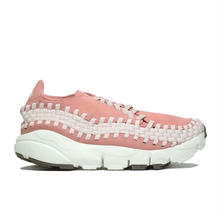 NIKE WMNS AIR FOOTSCAPE WOVEN RED STARDUST ナイキ エア フットスケープ ウーブン ウィメンズ
